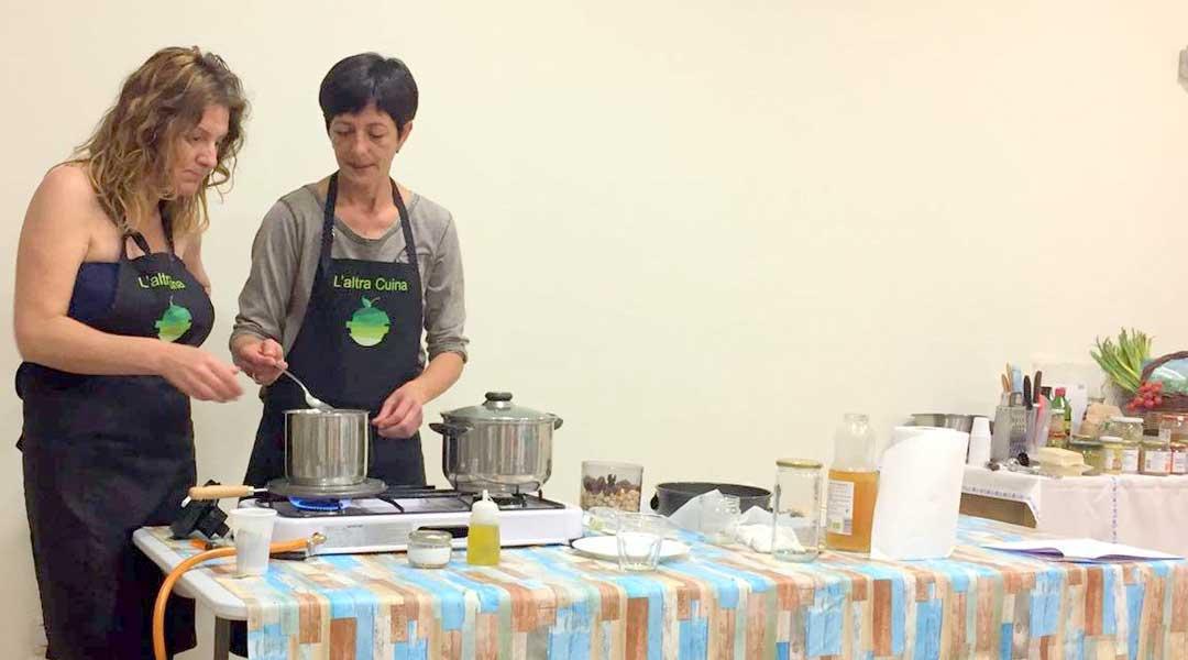 Taller de cocina sobre las Proteínas Vegetales