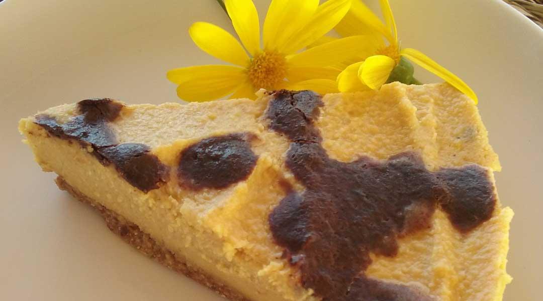 Receta Tarta de calabaza y boniato